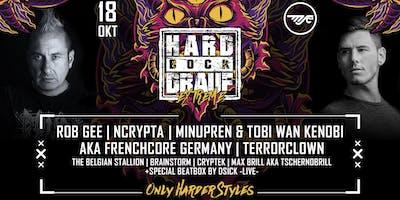 HARD BOCK DRAUF Extreme #2 Rob Gee, Ncrypta, TerrorClown & more
