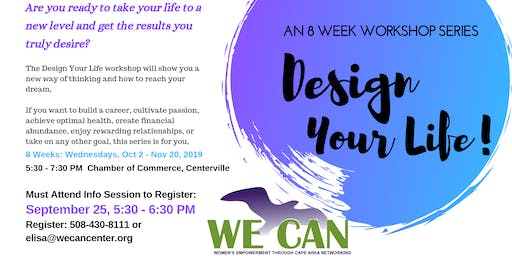 Design Your Life with Kathy Robbins