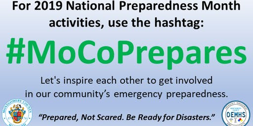 #MoCoPrepares: Civilian Response to Active Shooter Events (CRASE) seminar