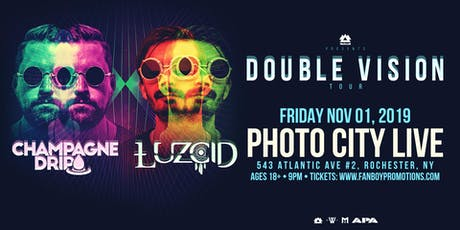 WAKAAN PRESENTS 'Double Vision' Tour Feat. Champagne Drip & LUZCID tickets