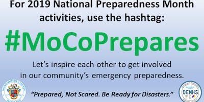 #MoCoPrepares Emergency Preparedness Seminar for Seniors