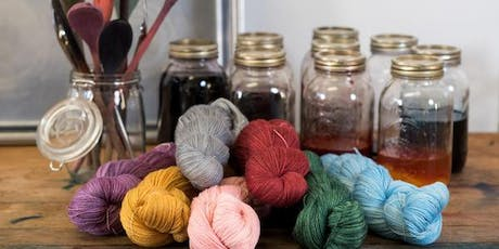 Intro to Yarn Dyeing tickets