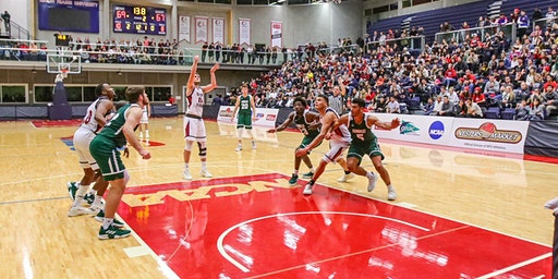 SFU MEN'S BASKETBALL vs. University of Alaska
