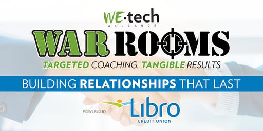 WAR ROOM powered by Libro Credit Union: Building Relationships That Last