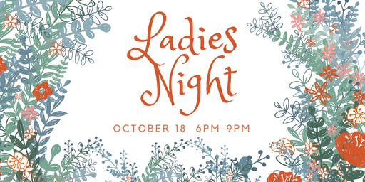 Pomme PoCo Ladies Night 2019