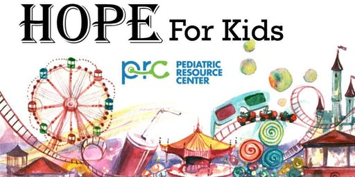 Hope for Kids 2019 to Benefit Pediatric Resource Center