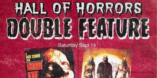 The Hall of Horrors Double Feature presented by the Video Void