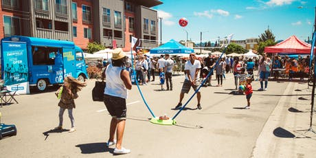 Decathlon @ Emeryville Block Party tickets