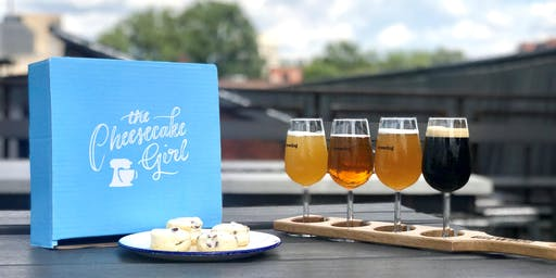 Beer & Cheesecake Pairing at BrewDog Franklinton
