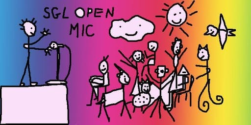 Sly Grog Open Mic