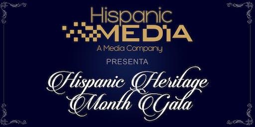 Hispanic Heritage Month Gala 2019