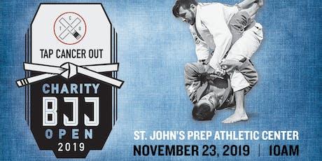 2019 Massachusetts Charity BJJ Open - Coach and Spectator Tickets tickets