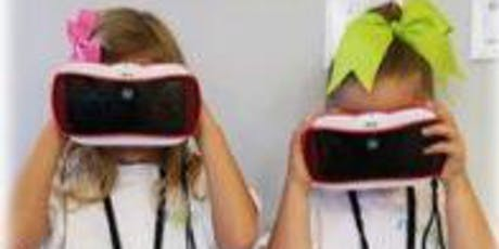 Home School Field Trip - Virtual Reality Workshop - Open to Elementary Students (4yr old to 5th grade) tickets
