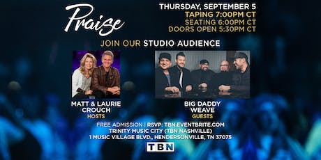 TN - Big Daddy Weave with Matt & Laurie Crouch tickets