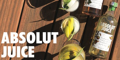 Absolut Juice Launch Party tickets