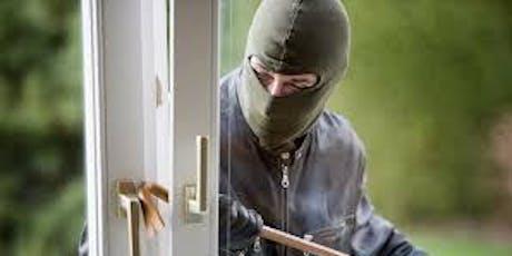 Home Security Seminar tickets