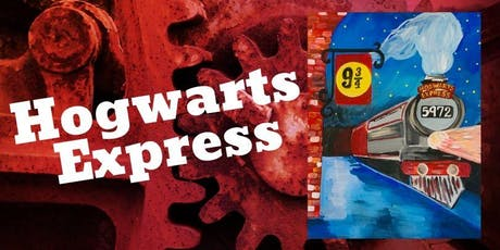 Brews and Brushes- Hogwarts Express tickets
