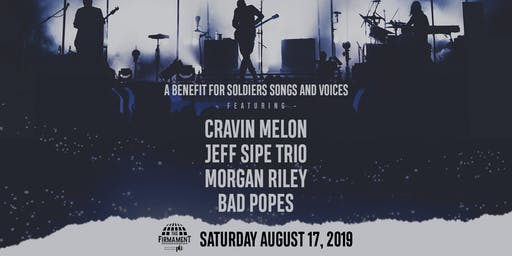 Cravin' Melon: The Benefit for Upstate Soldier Songs & Voices