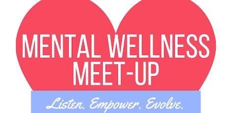 Mental Wellness Meet-up: Music Edition tickets