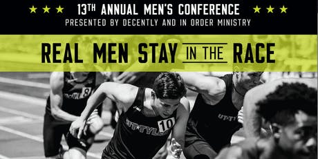 13th Annual Men's Conference tickets