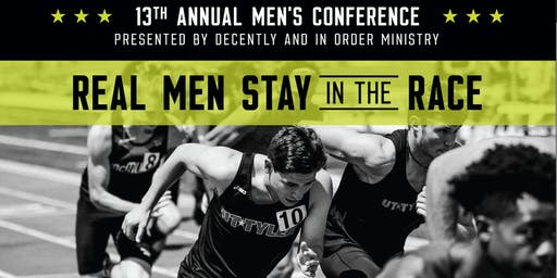 13th Annual Men's Conference