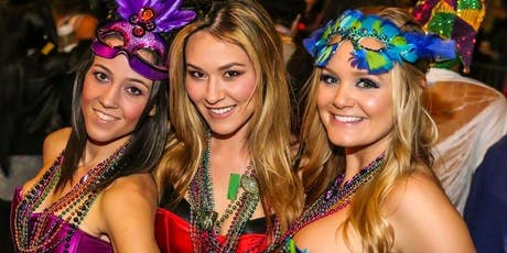 Downtown - Mardi Gras Pub Crawl 4th Annual - Houston - February 22nd tickets