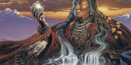 Native American Spirituality - Taking the Waters - Cleansing & Releasing tickets