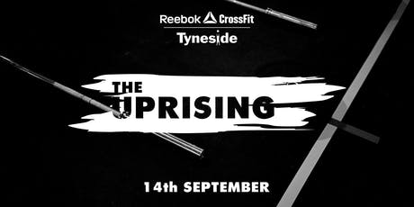 The Uprising 2019 tickets