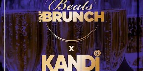 Beats and Brunch meets Kandi Bottomless Brunch  tickets