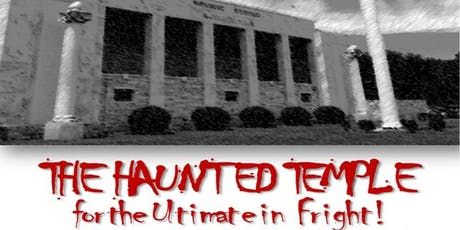 Haunted Temple tickets