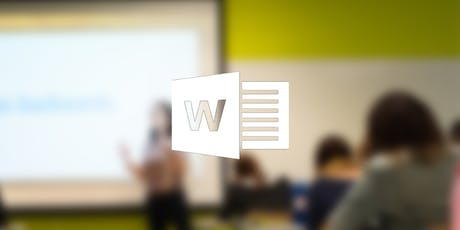 MS Word Accessibility Workshop tickets