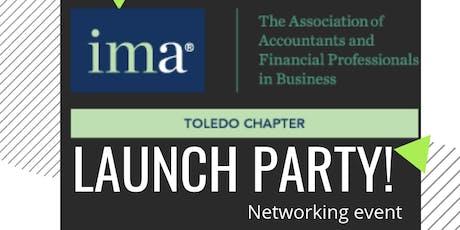 Toledo IMA Launch Party tickets