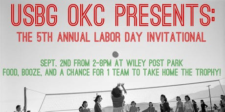 USBG OKC Presents: 5th Annual Labor Day Invitational tickets