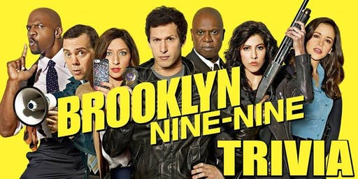 Brooklyn Nine-Nine Trivia Night at Fox'n Hounds KAMLOOPS!