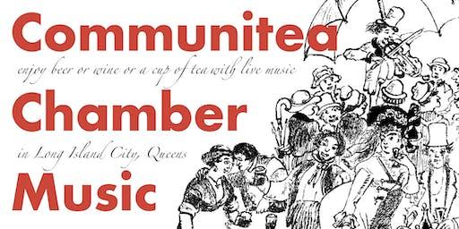 Communitea Chamber Music - Concert Series