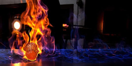 Hot Shop Glassblowing Experience tickets