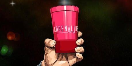 Adrenaline NOIR Cruise tickets