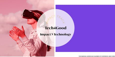 Impact Track: Tech4Good - Impact x Technology tickets