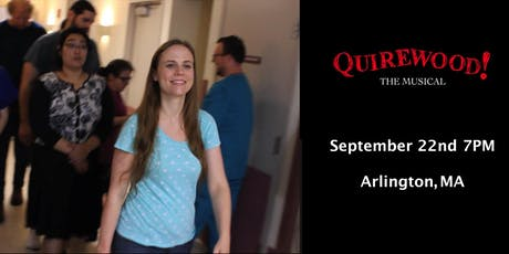 Quirewood! The Musical - Arlington Screening tickets