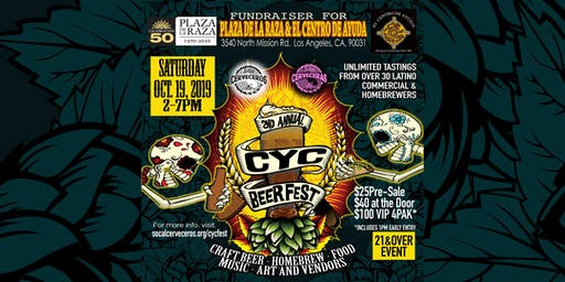 2nd Annual CYC Beer Fest