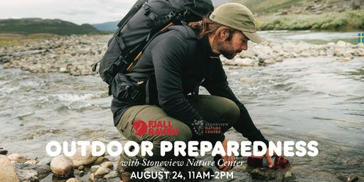 Outdoor Preparedness Clinic