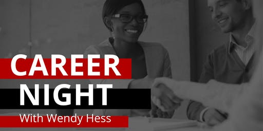 Real Estate Career Night with Wendy Hess