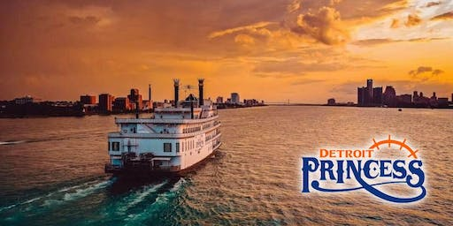 Brews Cruise Detroit on The Detroit Princess Riverboat