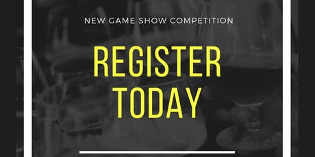 New Game Show Competition Registry tickets