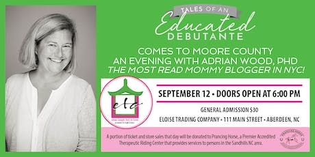 A Night With The Tales of An Educated Debutante tickets