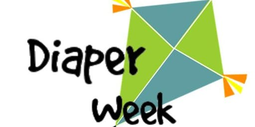 Diaper Week for Moms and Dads with Children Under 3 Years Old