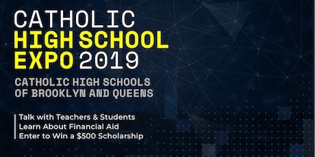 CATHOLIC HIGH SCHOOL EXPO 2019 BROOKLYN & QUEENS tickets