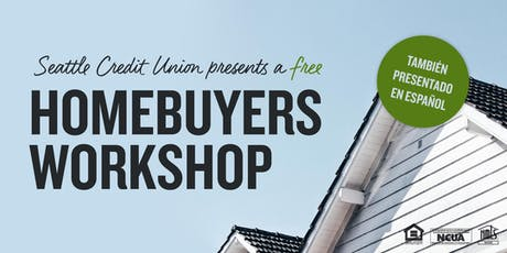 Homebuyers Workshop at Boulevard Park Library tickets