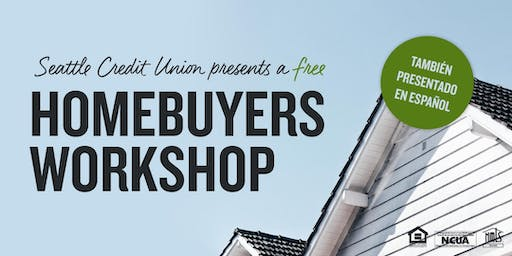 Homebuyers Workshop at Boulevard Park Library