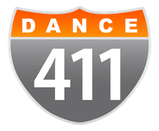 Dance 411 Camps logo